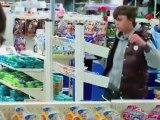 Supermarket - Extrait Supermarket (Anglais)