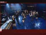 SNSD chez Morandini sur Direct8 (31/01/2012)