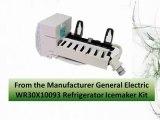 DISCOUNT GE Refrigerator Parts - GE WR30X10093 Refrigerator Icemaker Kit