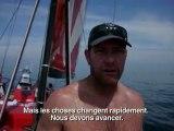 A l'étroit dans le Détroit - Volvo Ocean Race: Etape 3 Semaine 2