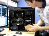 Silent SLI GTX 580 Core i7 Extreme Build in Define R3 Vesta 6050 Production System Linus Tech Tips