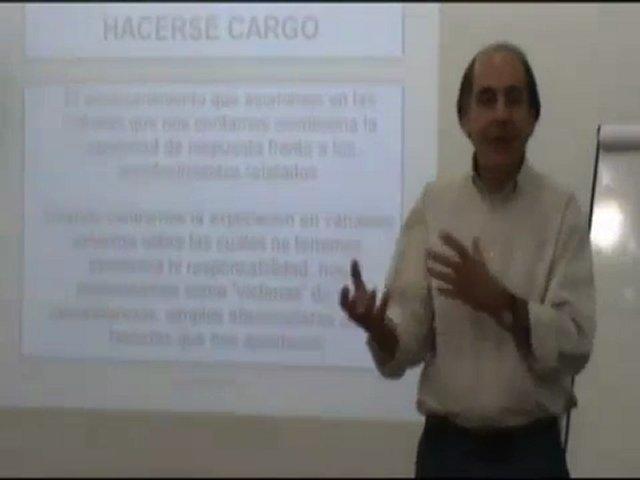 """El COACHING y el """"Hacerse Cargo"""" (Certificación en Coaching Organizacional)"""