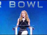 Madonna promises no wardbrobe malfunction at the Super Bowl