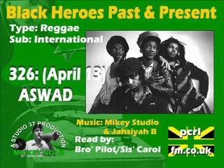 PCRL Black Heroes Program