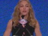 Super Bowl: Madonna Press Conference