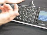 Omnio WOW-Keys iPhone & iPod & Computer Keyboard Unboxing & First Look Linus Tech Tips