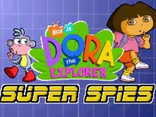 [Défi] Dora l'Exploratrice (GBA)