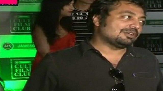 Decent Anurag Kayshap Reveals Most Romantic Couple At Cult Film Club