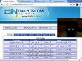 Daily Income Network GDI Proof, Get Paid $10 to $20, Sign Up FREE with Travis Alexander