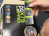 ASUS P9X79 Pro X79 Gaming Motherboard Unboxing & First Look Linus Tech Tips
