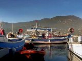 February Time Lapse ChronoPhotographie port plage Propriano Corse Valinco Gopro hero 2 HD timelapse