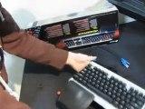 Corsair Vengeance K60 Mechanical Gaming Keyboard Unboxing & First Look Linus Tech Tips