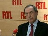 Le Ministre de l'Intérieur Claude Guéant était l'invité exceptionnel de RTL dimanche midi