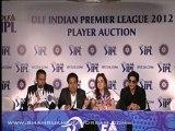 SRK, NITA AMBANI HAPPY WITH IPL 2012 AUCTION BUYS