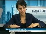 """Najat Belkacem - """"Je le trouve amusant moi, ce clip !"""""""
