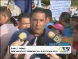"""Pablo Pérez: """"Chávez yo te voy a derrotar"""""""