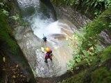 Canyon du Ternèze, Chambéry massif des Bauges   Vertical Aventure