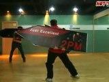 [2PMVN][Vietsub]2PM - Learning Arrow Twirl Promo
