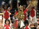 Madonna wowed at the Super Bowl