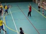 Au Fond des Filets : SHBC La Motte Servolex / Octeville (Division 2 Féminine handball)