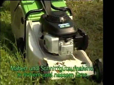 Rasenmähenreihe Pro 46 Familie