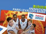 Animations Paris levallois Basket