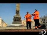 Maltempo in Europa, neve e gelo da Parigi alla Bielorussia. Torre Eiffel imbiancata, Sarajevo sommersa dalla nevicata