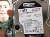 Western Digital 1TB Black SATA 6.0Gb/s SATA3 Hard Drive Unboxing & First Look Linus Tech Tips