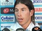 """Deportes: Fútbol; Real Madrid, Ramos: """"Va siendo hora de dejar el tema de los árbitros"""""""