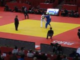 JC Bazeilles Judo Grand Slam Paris 2012 Axel Clerget