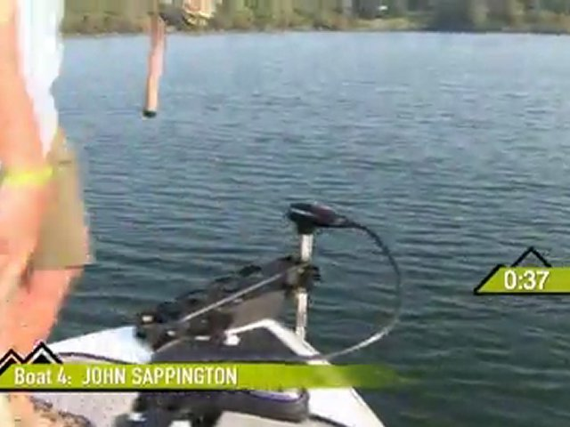 Total Outdoorsman Challenge 2009: EP2 Part 2: Reeling 'em In