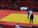JC Bazeilles Judo Grand Slam Paris 2012 Teddy Riner 2