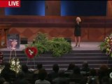 Cristina Aguilera - At Last - Etta James Funeral Best Recording