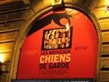 LES NOUVEAUX CHIENS DE GARDE - Réalisé par Gilles Balbastre, Yannick Kergoat .. même jacques attali en fait des cauchemards