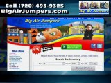 Bounce Houses Rentals in Denver CO Big Air Jumpers