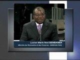 L'INVITE DU JOUR - Lucien Marie Noël BEMBAMBA  - Burkina Faso