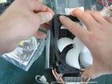 SilenX Effizio Extreme 5x 8mm Heatpipe Silent CPU Heatsink Unboxing & First Look Linus Tech Tips