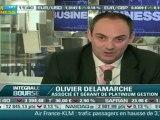 Olivier Delamarche - les chiffres de l'emploi USA c'est une pure escroquerie