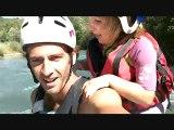 Family Raft dans les Gorges du Verdon avec Base Sport Nature