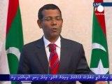 Si insedia il nuovo presidente delle Maldive