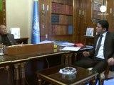 Give Tunisia's economy time, Marzouki tells euronews