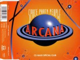 ARCANA - Space party people (space club mix)