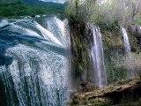 Les grands cascades et chutes d'eau