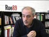 Philippe Poutou face aux riverains (07/02/12) Le NPA en difficulté