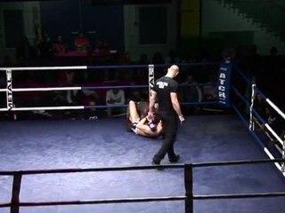 CONTENDERS 7 - Malik MERAD vs Marcel FOUDA ATANGANA