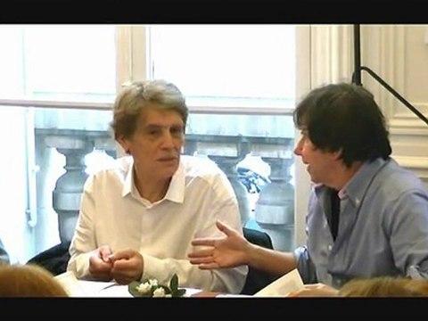 Débat entre Paul-Laurent Assoun et Markos Zafiropoulos 2, 21 janvier 2012