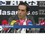 Cyclisme : la chute de Contador expliquée en 2 minutes