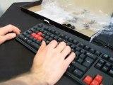 Raptor Gaming LK1 Quiet Gaming Keyboard Unboxing & First Look Linus Tech Tips