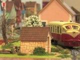 Train miniature - diorama. Le réseau à l'échelle 0 de Jean-Claude Rincent