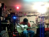 "Jeff Hancock --  ""Hoochie Coochie Man"" (blues cover)"